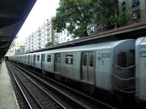 Subway in Brooklyn