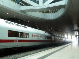 Bahnhof Frankfurt