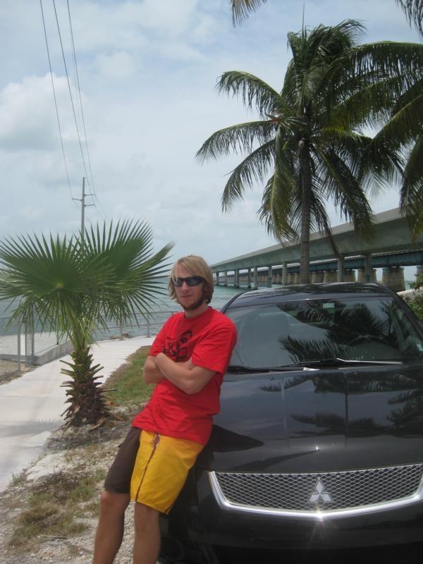 Florida-Klaus jetzt als Chauffeur