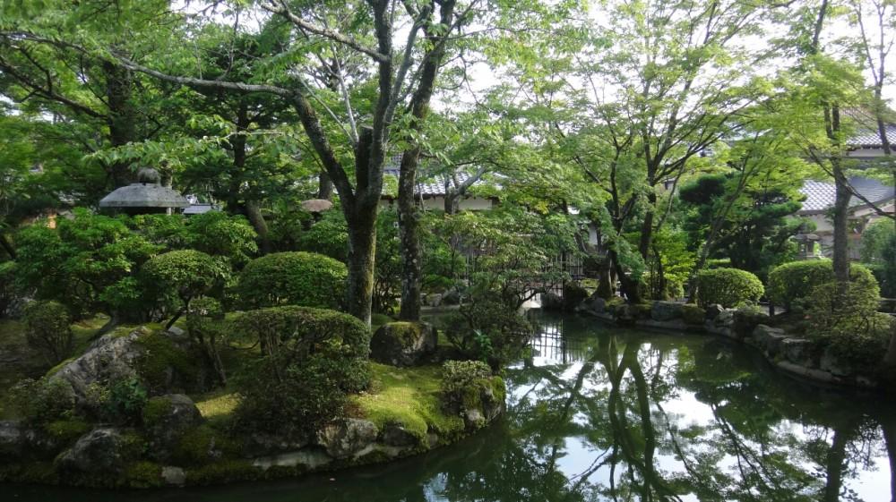 Teich Kyoto