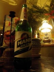 Das Bier namens Hans
