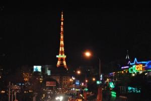 "Der ""Eiffelturm"""