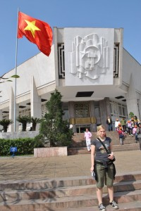 Ho-Chi-Minh Museum