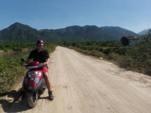 ...der Küste nordwärts von Nha Trang.