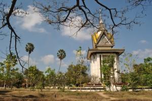 Die Killing Fields bei Phnom Penh