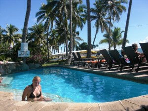 Erster Fidschitag