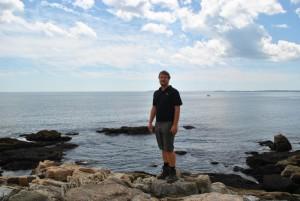 Acadia NP - am Atlantik angekommen