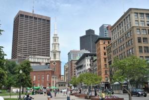Bostoner Altstadt... ok, sie hat sich den Namen nur teilweise verdient