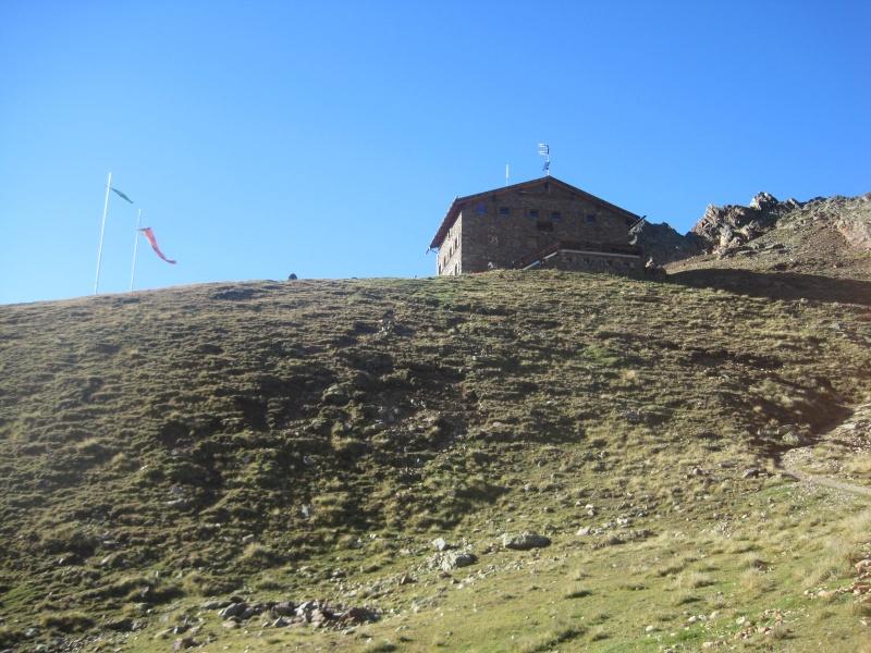 Oberettes Hütte 2769 m