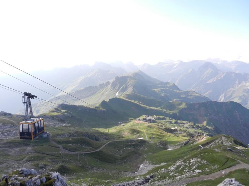 Hindelanger Klettersteig Wengenkopf : Hindelanger klettersteig nebelhorn m wengenkopf