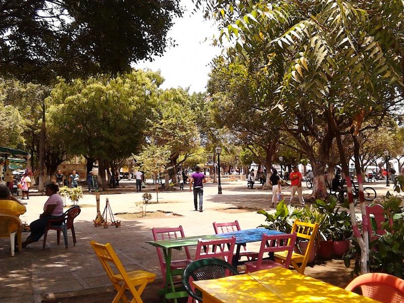 Parque Zentral, Granada