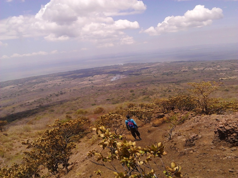 Blick auf Moyogalpa