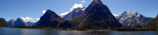 Milford Sound - einfach gigantisch