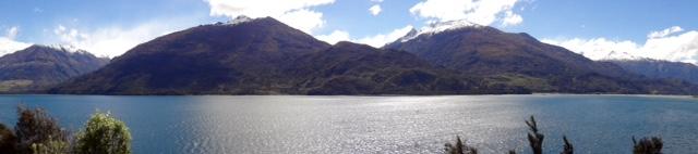 Lake Wanaka - Traumhafte Kulisse