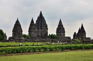 Hindu-Tempel Prambanan