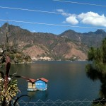 View of the Lake Atitlan II
