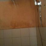 Die Dusche im Haus