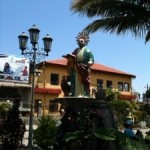 Saint Pedro in San Pedro