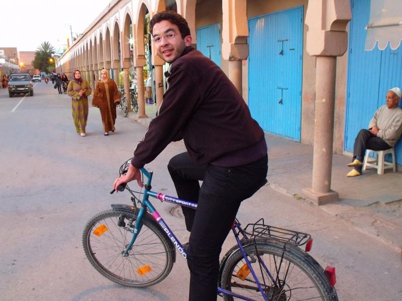 Adil, der Mechaniker aus Tiznit
