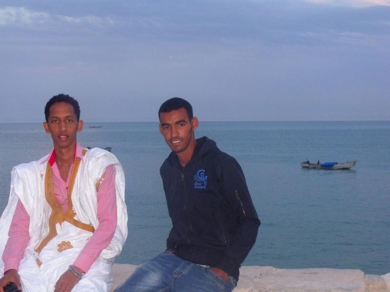 Hammada und Freund Deballahi
