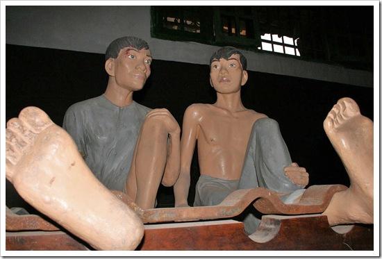 Gefängnis Hanoi