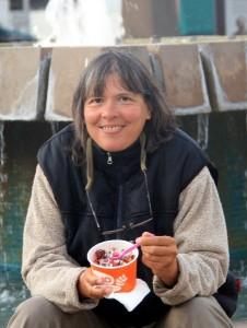 kleine Stärkung in Monterey - Frozen Yoghurt
