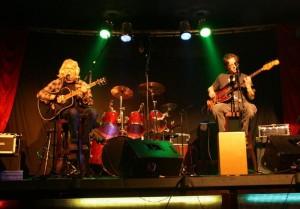 Shiregreen on stage - Gelbfieberfestival MOM Rheine
