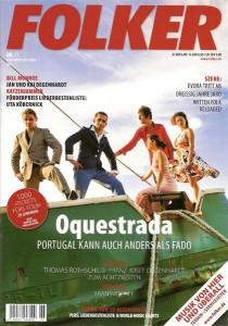 Titelseite der Folker-Ausgabe