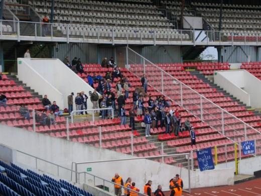 Die Fans aus Kladno.