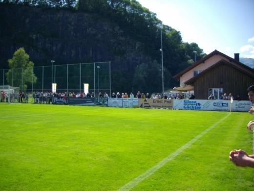 FC Montlingen - FC Staad, 2. Liga OFV, 6.9.2009, Sportplatz Kolbenstein, Montlingen (1)