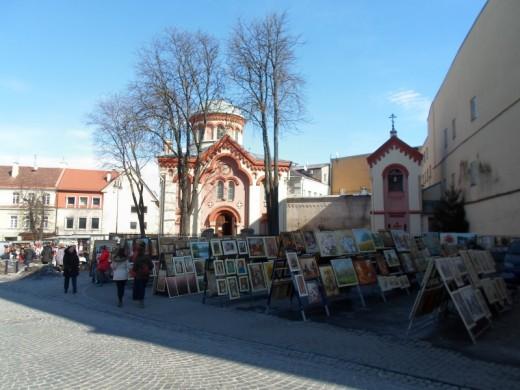 Vilnius und Riga (11)