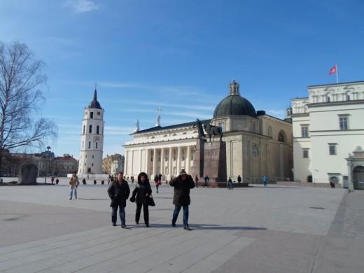 Vilnius und Riga (17)