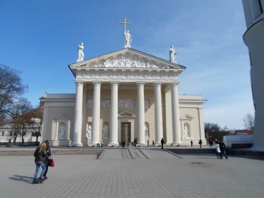 Vilnius und Riga (22)