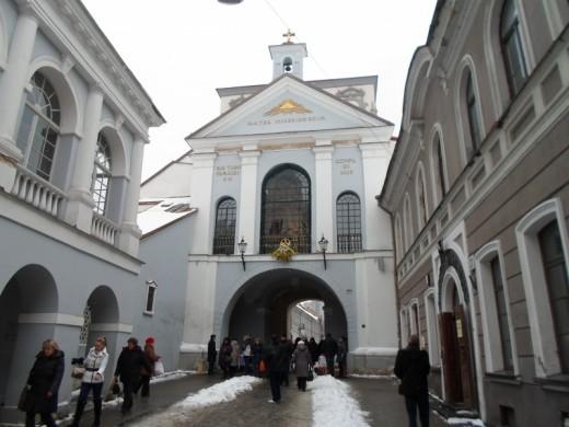Vilnius und Riga (50)