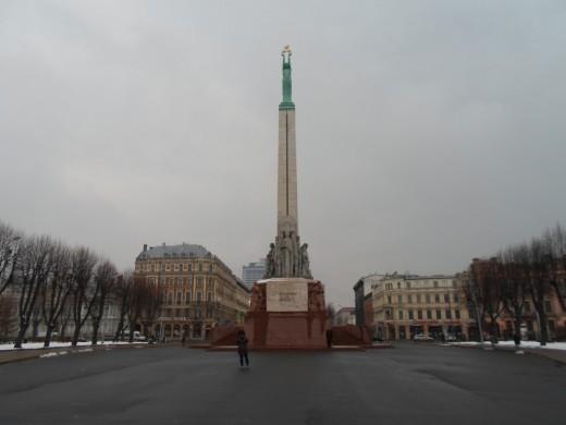 Vilnius und Riga (78)