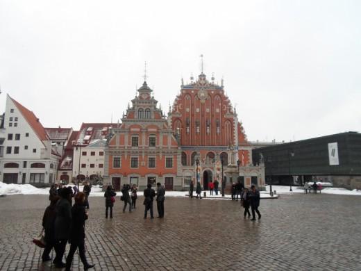 Vilnius und Riga (84)