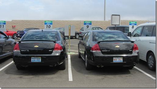 Monterey - Autotausch bei Alamos