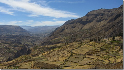 Tour zum Colca Canyon