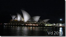 Sydney - Opera House by Night