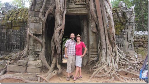Angkor - Tempel Ta Som