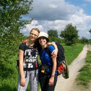 2010: Der Weg ist das Ziel! 300 km auf den Frankenweg