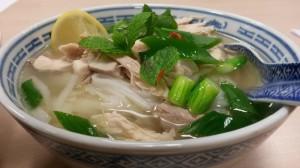 Phò gà (Reisnudelsuppe mit Huhn) - Wird das bald unser Frühstück? ;-)