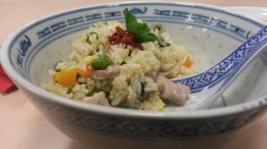 Com chiên (Gebratener Reis mit Schweinefleisch)