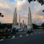 """One night in Bangkok…"