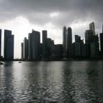Die Welt ist ein Dorf & Singapore is a fine country