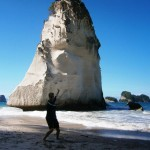 On the road in New Zealand – Der Norden