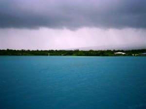 Das Ende der Regenzeit