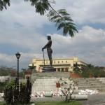 Gigantisches Lapu-Lapu Denkmal im Rizal Park