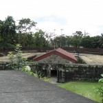 Kapelle im Fort Santiago