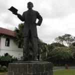 Rizal-Denkmal im Fort Santiago